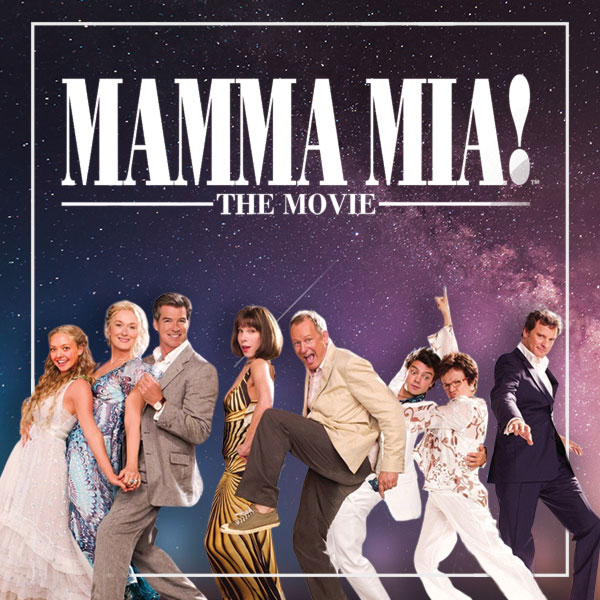 'MAMMA MIA' IS BACK - HOW CAN YOU RESIST IT?