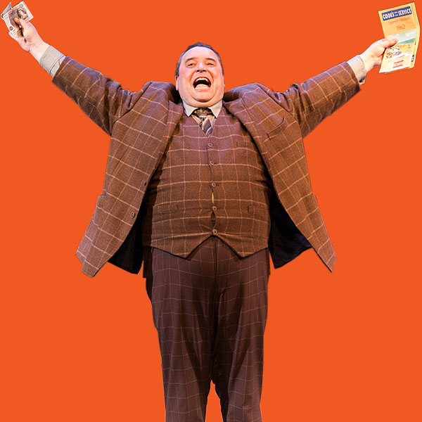 'ONE MAN, TWO GUVNORS': FULL  CAST ANNOUNCEMENT!
