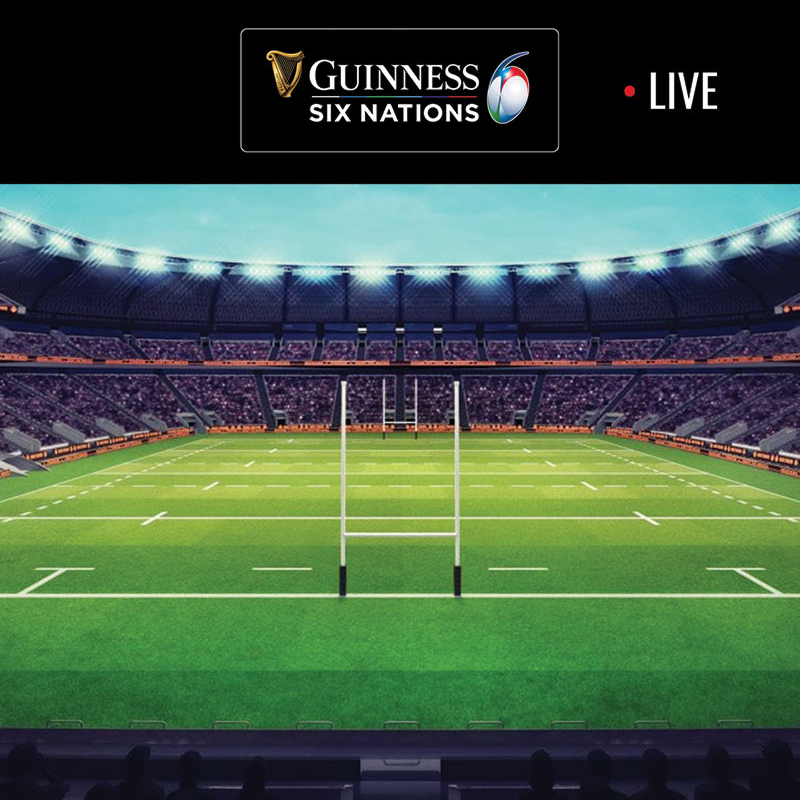 FOLLOW WALES' 6 NATIONS DREAMS LIVE ON THE BIG SCREEN IN MILFORD HAVEN