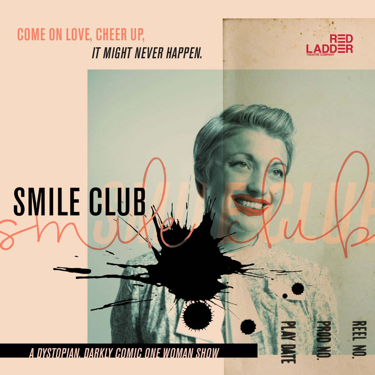 TURN THAT FROWN UPSIDE DOWN – OR ELSE – AS 'SMILE CLUB' COMES TO TOWN!