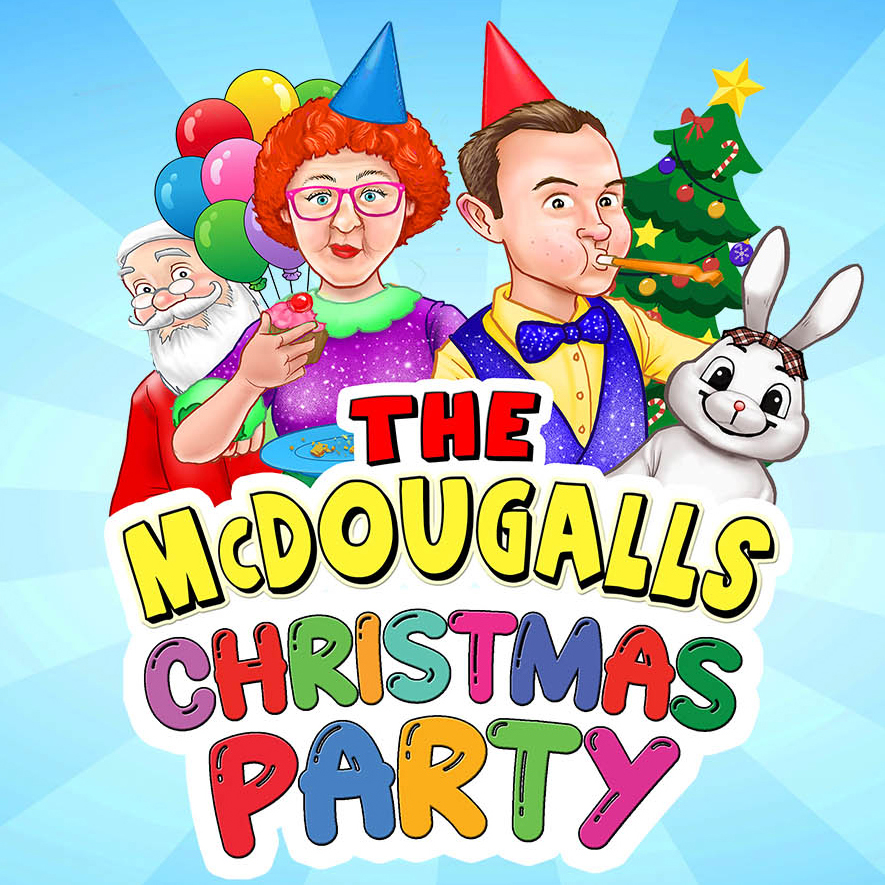 THE TORCH THEATRE INVITES YOU ALL TO THE MCDOUGALLS' CHRISTMAS PARTY!
